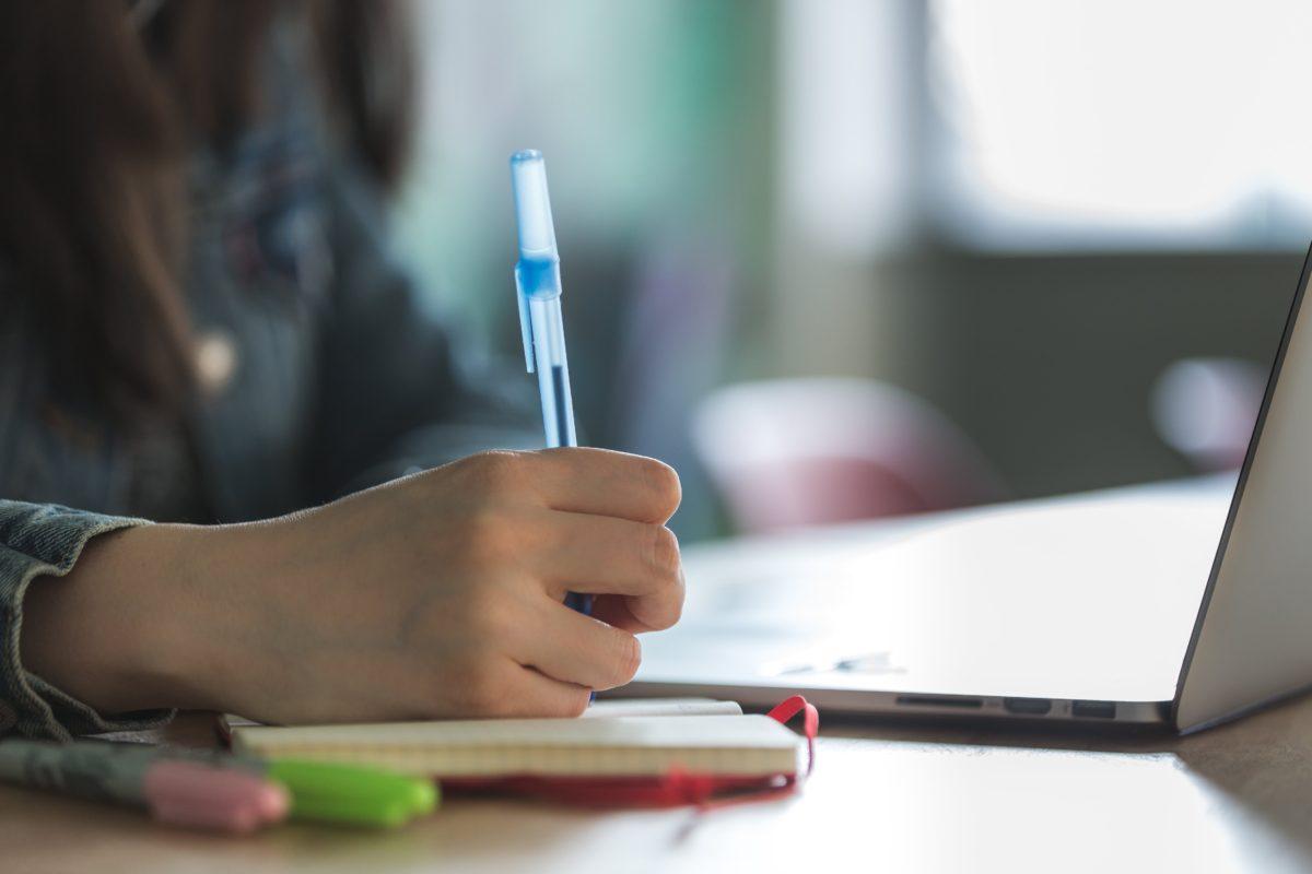 tech, teens & online learning